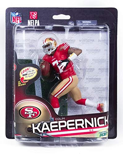McFarlane Toys NFL Series 33 Colin Kaepernick Figure for sale  Delivered anywhere in USA