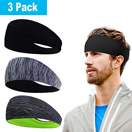 Best Mens Running Sweat Headbands & Wristbands