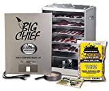 Best Electric Smokers - Smokehouse Products Big Chief Front Load Smoker Review