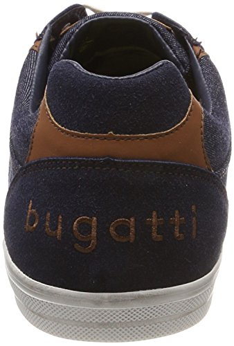 Bugatti Gentleman K48016v6 Low-top Blauw (marine)