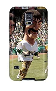 Holly M Denton Davis's Shop oakland athletics MLB Sports & Colleges best Samsung Galaxy S5 cases