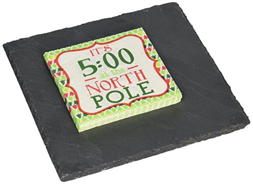 Mud Pie North Pole Slate Board,