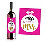 Girls Night out - Bachelorette Party Wine Bottle