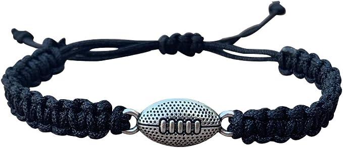 Zdy 5Pcs Bracelet en Silicone Football Bracelet Nadal Signature Sport Bracelet Wristband Fan Bijoux Sport Bracelet en Silicone