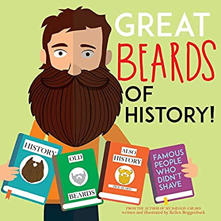 Great Beards of History