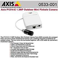 AXIS Communications 0533-001 P1214-E miniature outdoor camera