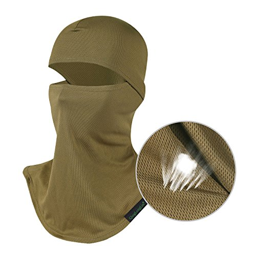 Balaclava Full Face Mask Motorcycle Helmet Liner Breathable Multipurpose Outdoor Sports Wind Proof Dust Head Hood (Balaclava Wind)