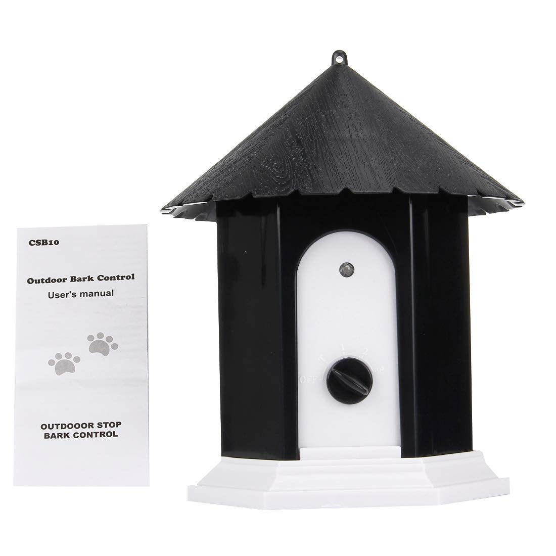 VAXT Lead Removed Pet Dog Outdoor Bark Control Training House by VAXT (Image #7)