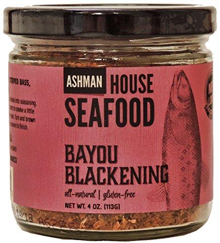 (House Bayou Blackening Spice)
