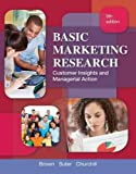 Basic Marketing Research (with Qualtrics Printed Access Card) (TEST series page)