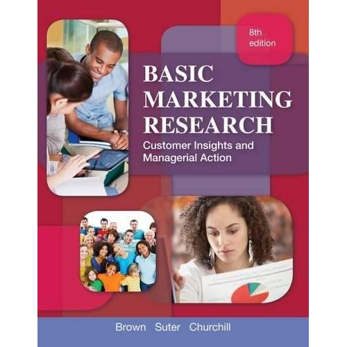 Basic Marketing Research (with Qualtrics Printed Access Card) (TEST series page) (Hardcover)