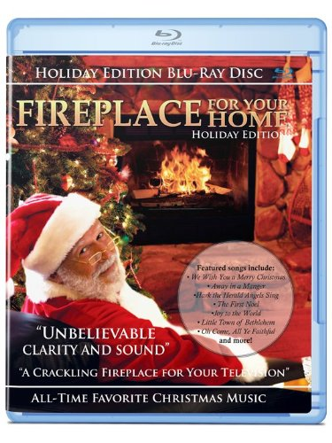Price comparison product image Fireplace: Holiday [Blu-ray]