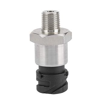 """Akozon Sensor de presión, transmisor NPT1/4"""" 5V, para compresor de aire"""