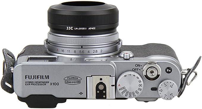 Jjc Gegenlichtblende Für Fujifilm X100 X100s Und Kamera
