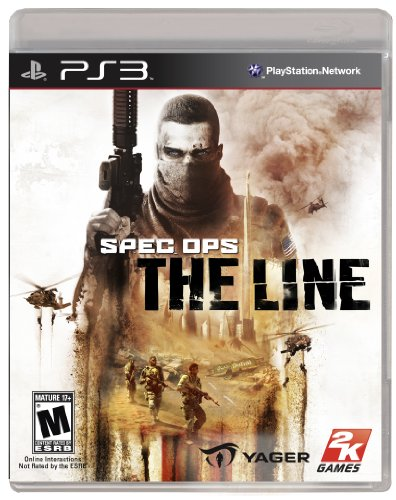 Spec Ops: The Line - Playstation 3