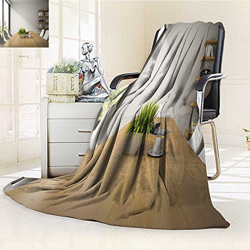 AmaPark Luminous Microfiber Throw Blanket interior of dining room with shelves d rendering Glow In The Dark Constellation Blanket, Soft And Durable Polyester(60''x 50'') by AmaPark