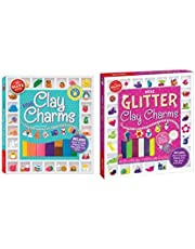 Klutz Clay Charms Pack