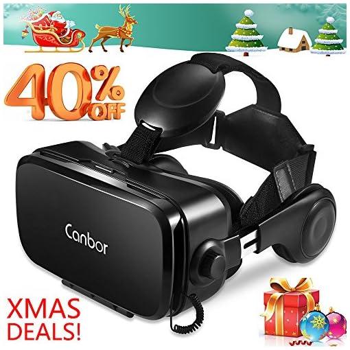0476cf1ec9b Canbor VR Headset