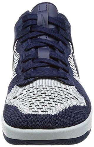 Uomo Navy Scarpe Dunk Grey Nike Flyknit Wolf da White Basket College xw0XnqgEnU