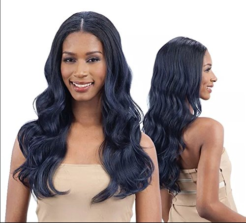 OVAL PART BODY WAVE (2 Dark Brown) - FreeTress Synthetic Wig