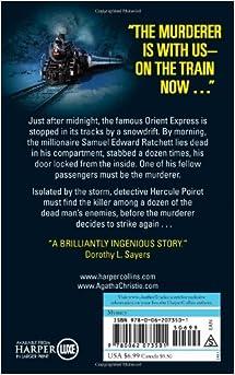 murder in the orient express summary