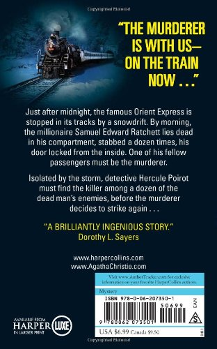 Amazon Murder On The Orient Express A Hercule Poirot Mystery