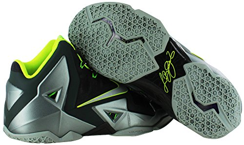 Nike 5 Spray 5 9 Xi 800 616175 volt dark Atomic Sea Mica 43 Us Lebron Uk Green Green Orange 8 raqP8rw