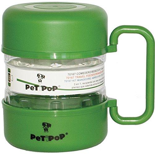 PetiPop 70317 Comedero Tolva para Perros Can Master: Amazon.es: Productos para mascotas