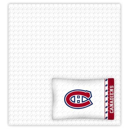 Montreal Canadiens Pillowcase Canadiens Pillowcase