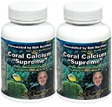 Bob Barefoot Coral Calcium Supreme 1000mg – 2 Bottles – 90 Caplets Each – New Improved Formula – Made From Pure Marine Grade Okinawa Coral Calcium – With Essential Vitamins + 75 Trace Minerals Review