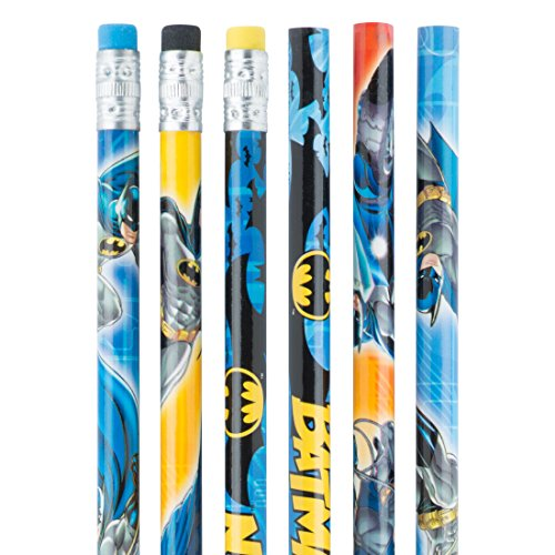 Batman Pencils - Prizes and Giveaways - 36 per Pack for sale
