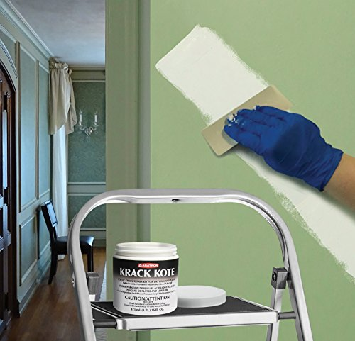 Krack kote acrylic crack repair kit for drywall and for Drywall delivery cost