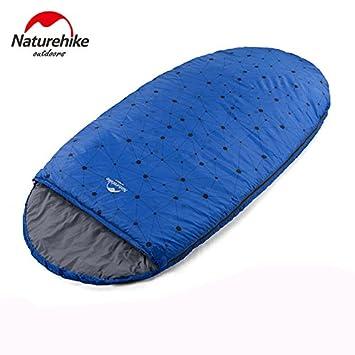 Naturehike nh15s015-e tipo gran espacio saco de dormir adulto bolsa de saco de dormir