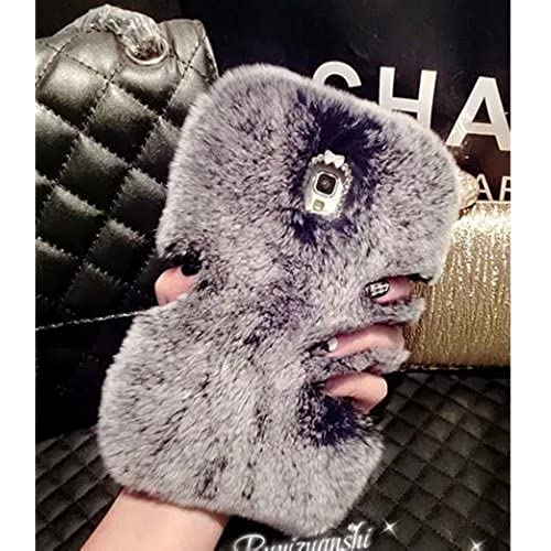 S7 Rabbit Fur Case,Galaxy S7 Rabbit Fur Case,Max-BLV Hot Soft Warm Rabbit Fur Hair Furry Luxury Bling Case Cover For Samsung Galaxy S7,NO39 Sales