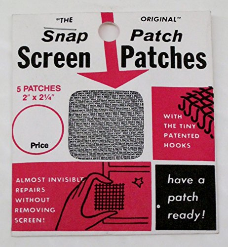 The Original Snap Patch Screen Patches for sale  Delivered anywhere in USA