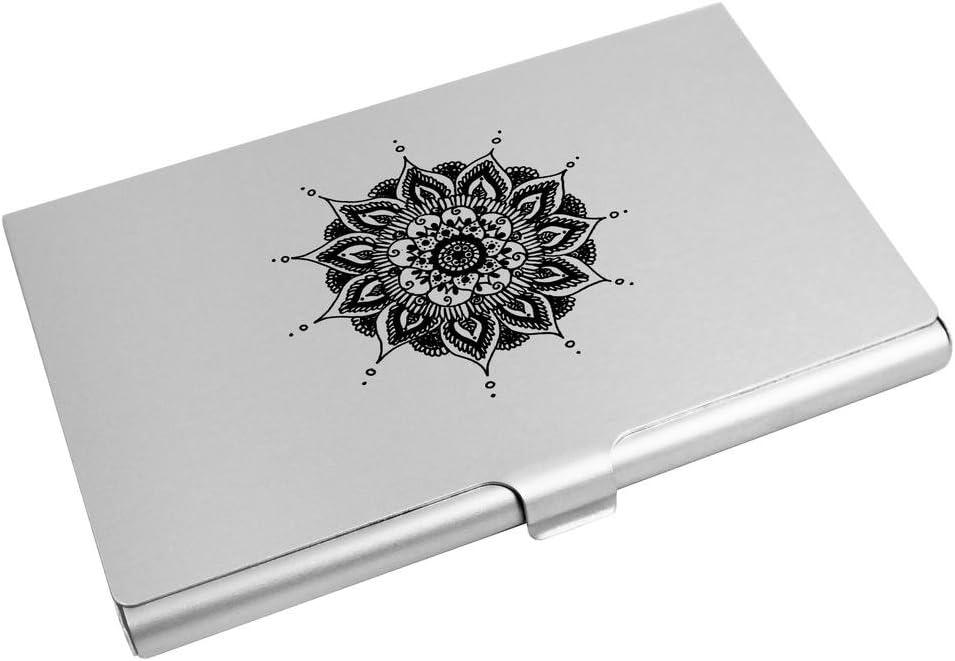 CH00008524 Azeeda Dekorative Mandala Visitenkarten-etui