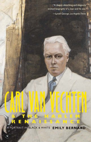 Search : Carl Van Vechten and the Harlem Renaissance: A Portrait in Black and White