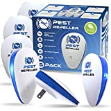 Best Pest Repellers - Ultrasonic Pest Repeller, Mosquito Repellent, Pest Reject, Cruelty-Free Review
