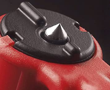 Made in USA Red Two Pack - Pack of 2 resqme The Original Keychain Car Escape Tool