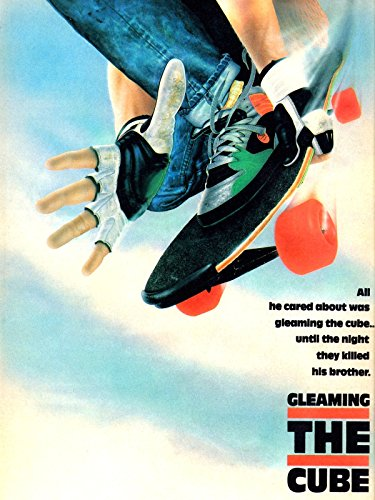 Gleaming The Cube (Pump The Movie Dvd)