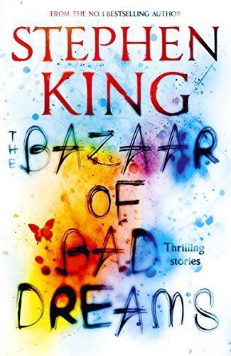 The Bazaar of Bad Dreams by Stephen King (2015-11-03), used for sale  Delivered anywhere in USA