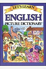 Let's Learn English Picture Dictionary Hardcover