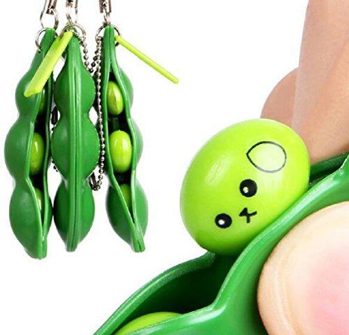 New Creative Extrusion Pea Bean Soybean Stress Relieve (Dentist Halloween Prop)