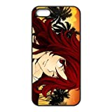 iPhone 5 5s Cell Phone Case Black mobile suit gundam 012 WH9529595