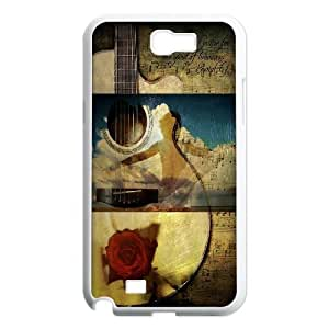 Better Guitar High Quality Pattern Hard Case Cover for Samsung Galaxy Case Note 2 HSL411922