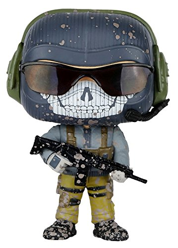 POP! Vinilo - Games Call of Duty Lt Simon Ghost Riley