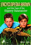 Encyclopedia Brown Set 1 (Finds the Clues, Saves the Day, Shows the Way, Case of the Slippery Salamander) (Encyclopedia Brown)