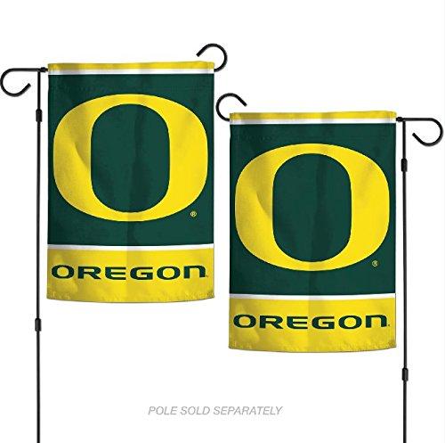"WinCraft NCAA University of Oregon Ducks 12.5"" x 18"" Inch 2-"