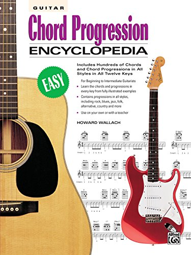 Guitar Chord Progression Encyclopedia Includes Hundreds Of Guitar