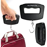 LCD Digital Luggage Scale Portable Hanging Weight Electronic Escala Bascula